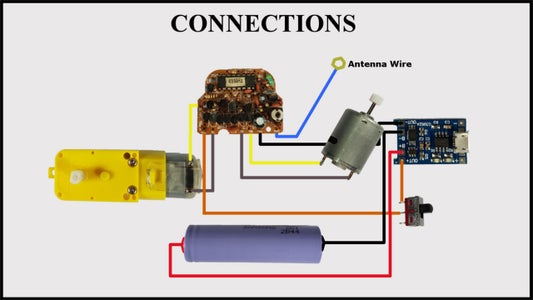 Connect the Components