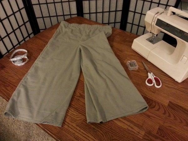 Pajama Pants, Without a Pattern