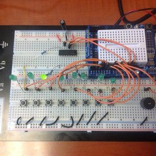 Arduinogame for Beginners
