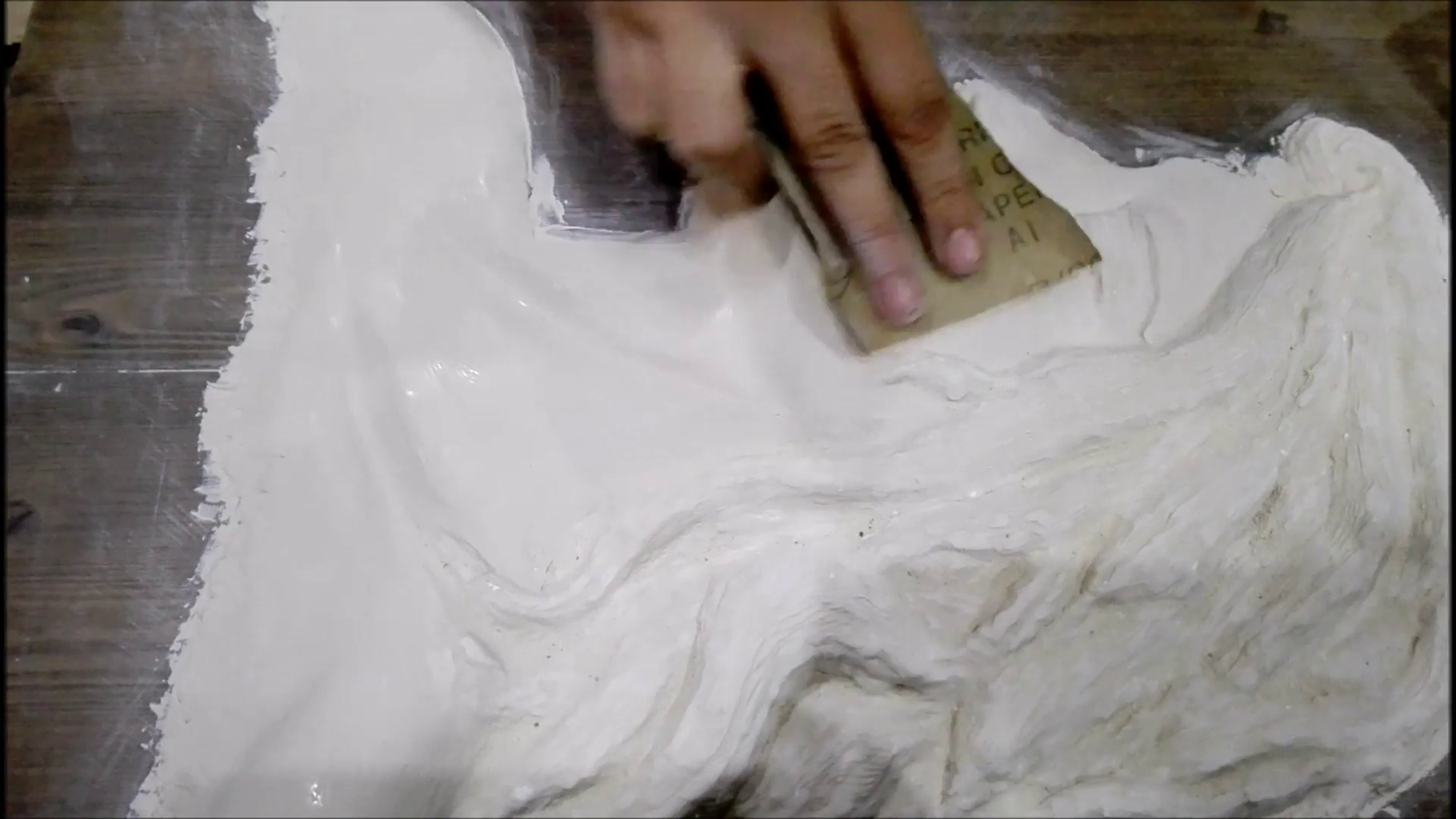 Making of Sculpture