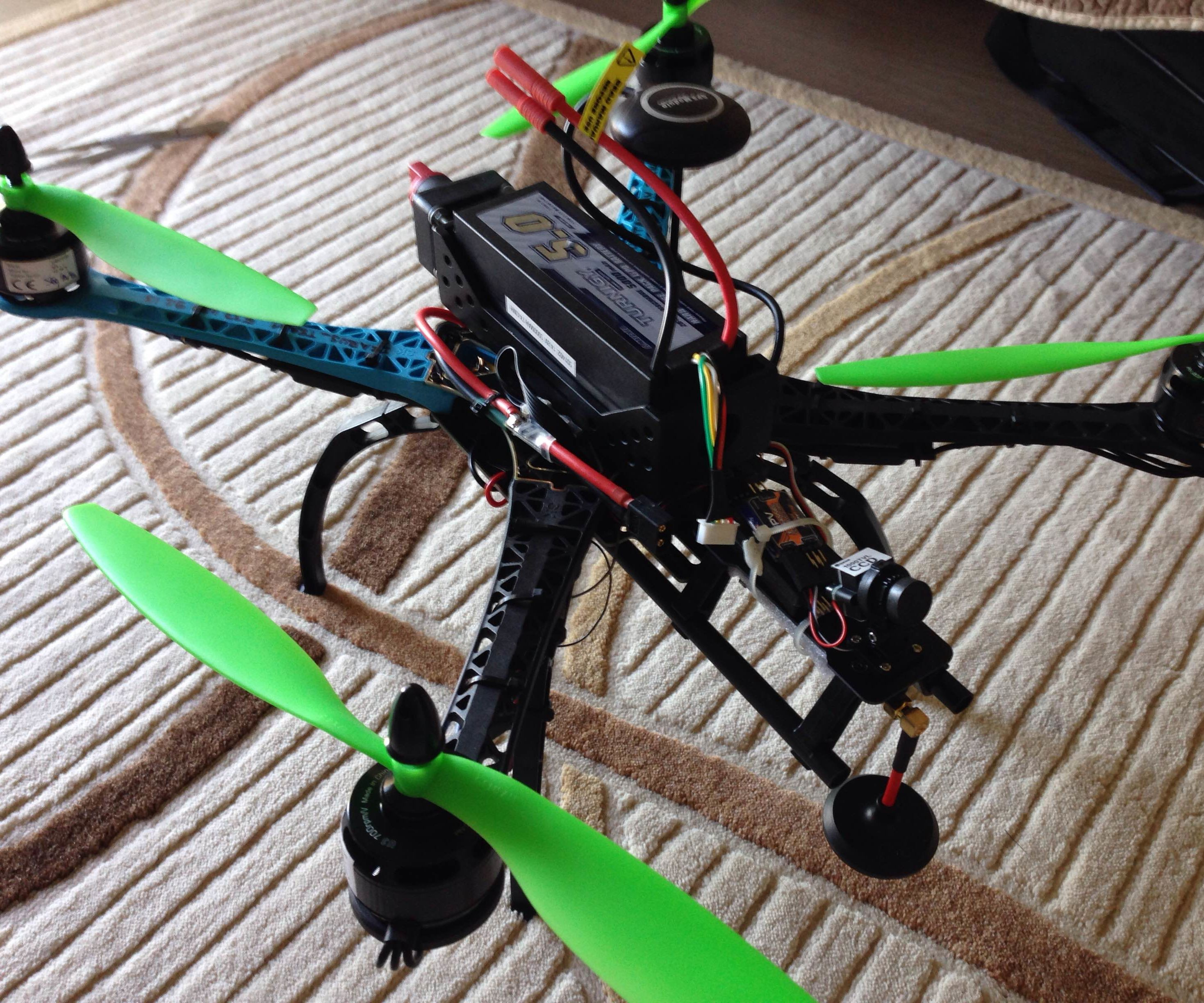 Specialized Racing Drone