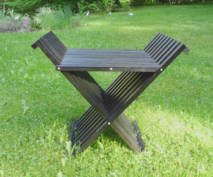 A Very Unique Folding Chair