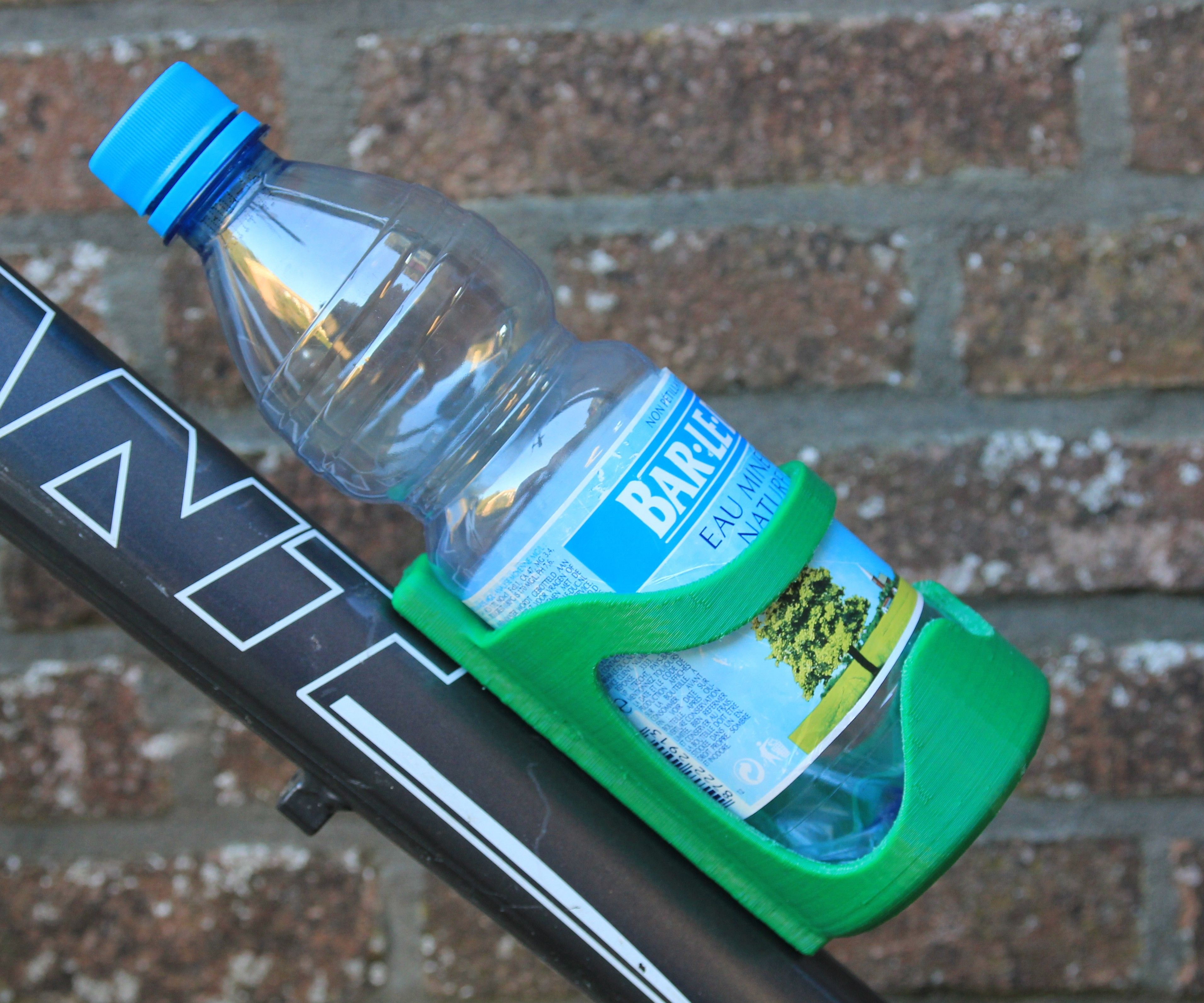 3D Printed Water Bottle Holder for your Bike