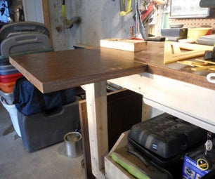 Floating Workbench Extension