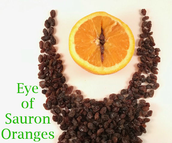 Eye of Sauron Oranges
