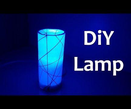 Diy Paper Lamp Easy