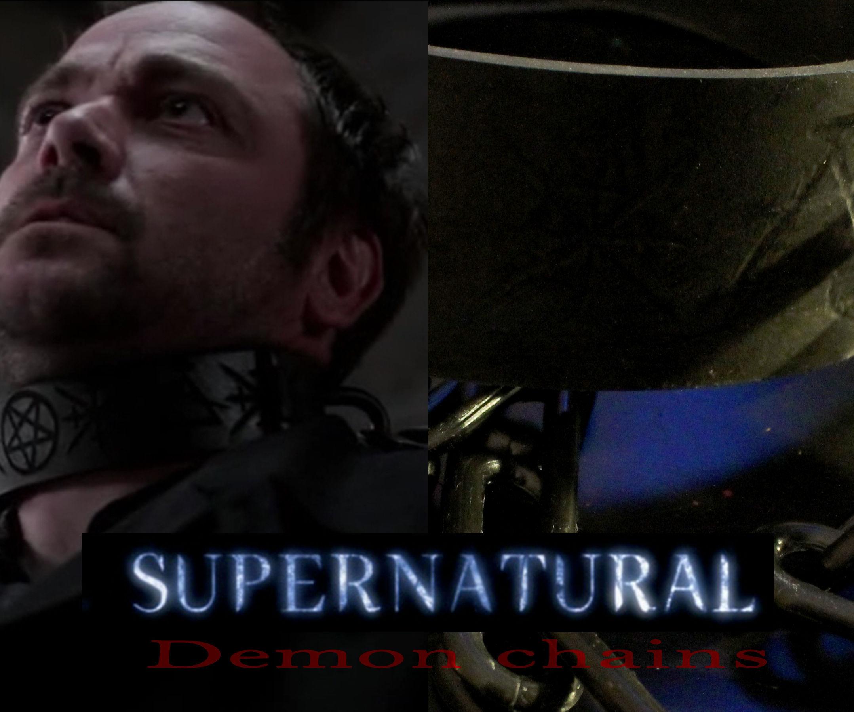Demon Cuffs - Supernatural
