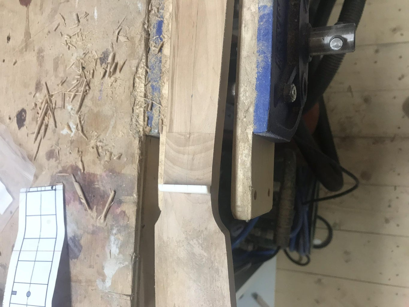 Shaping the Neck