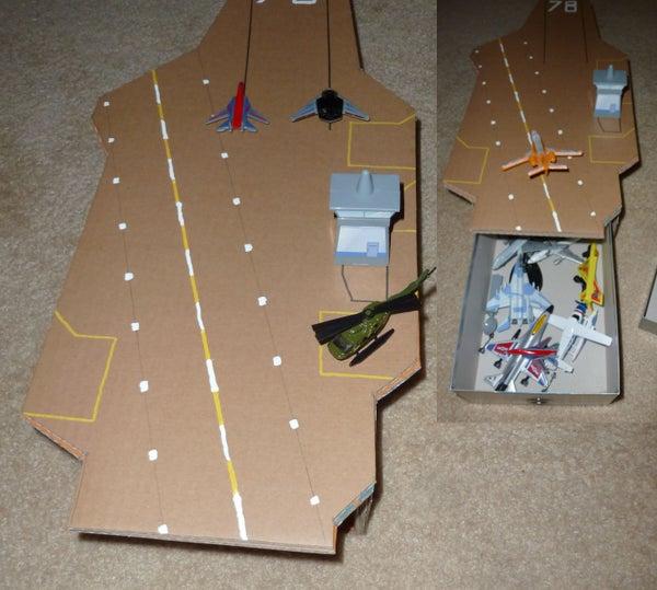 Aircraft Carrier Toybox
