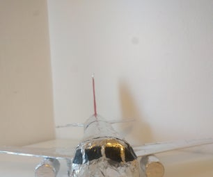A318由锡箔制成