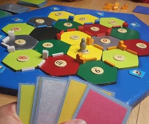 How to Make a Settlers of Catan Board Out of Plywood