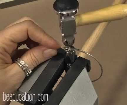 How to Make Riveted Bangle Bracelets