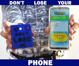 永远不要再丢失你的手机
