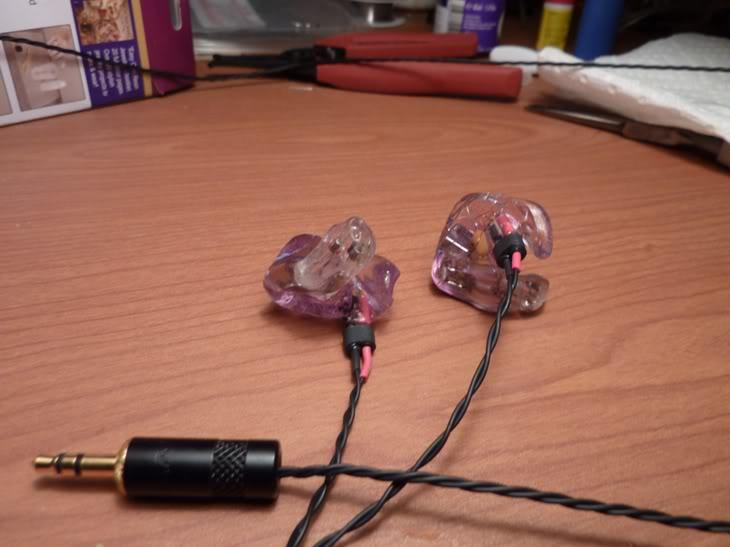 DIY In Ear Monitors