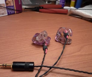 DIY In Ear Monitors