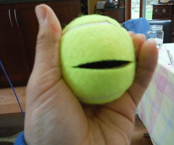 Tennis Ball Secret Container