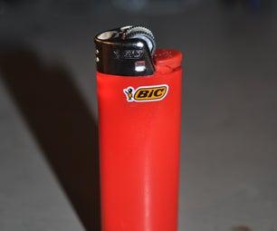 L.E.D Bic Lighter