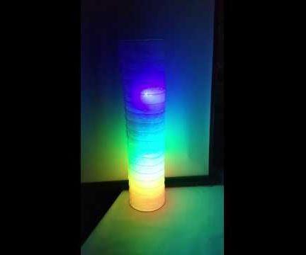Arduino VU Lamp