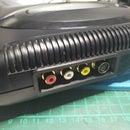 Mega Drive/Genesis 2 Clean Rear AV Output Mod