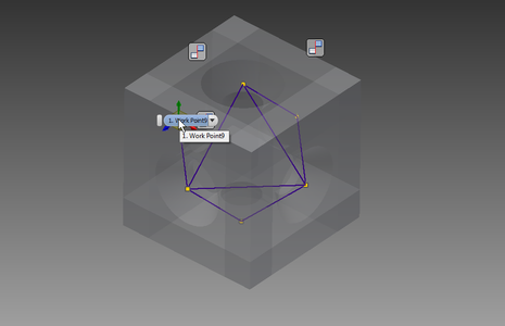 Create the Dual Octohedron Sketch