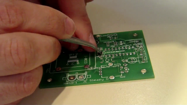 Home Reflow SMD Soldering