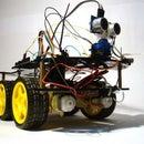 Carro Ultrassom + Arduino