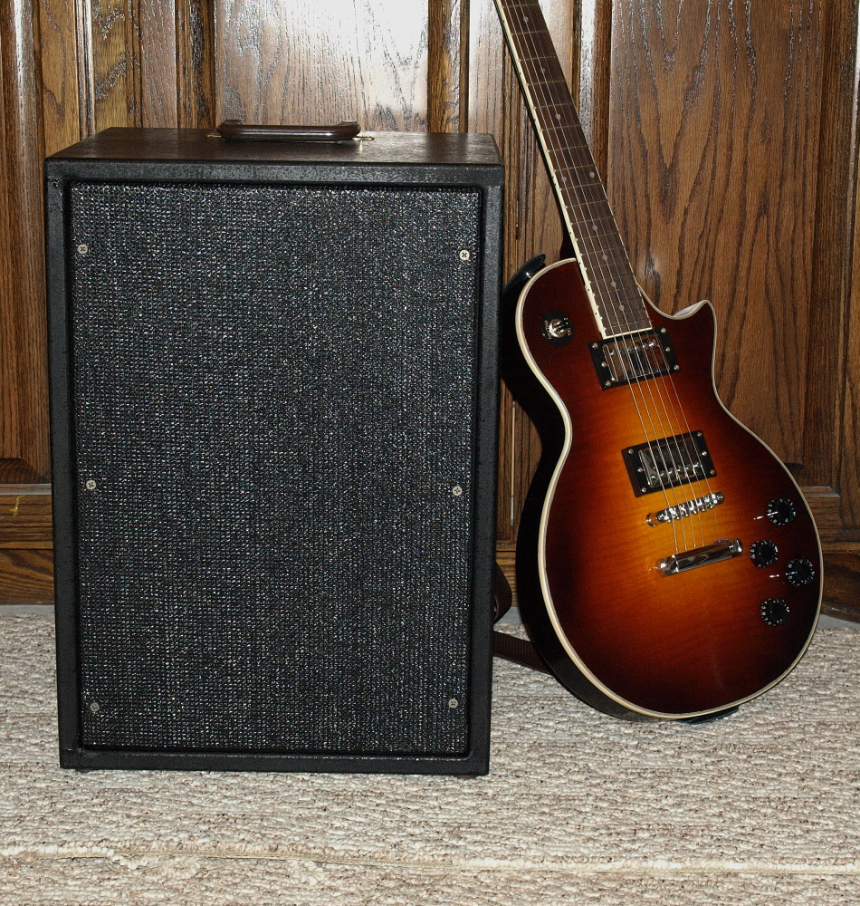 How To Build A Guitar Speaker Box Or Build Two For Your Stereo.