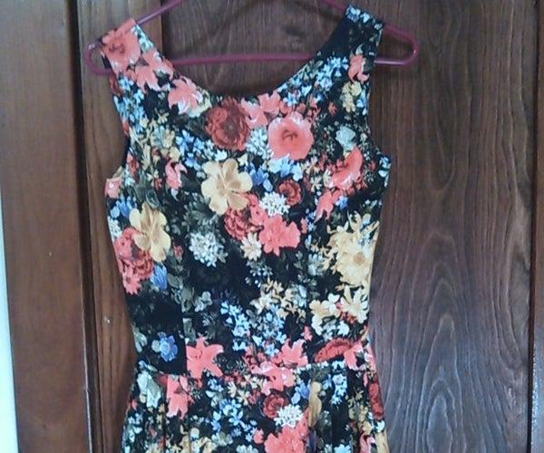 How to Make a Summer Dress