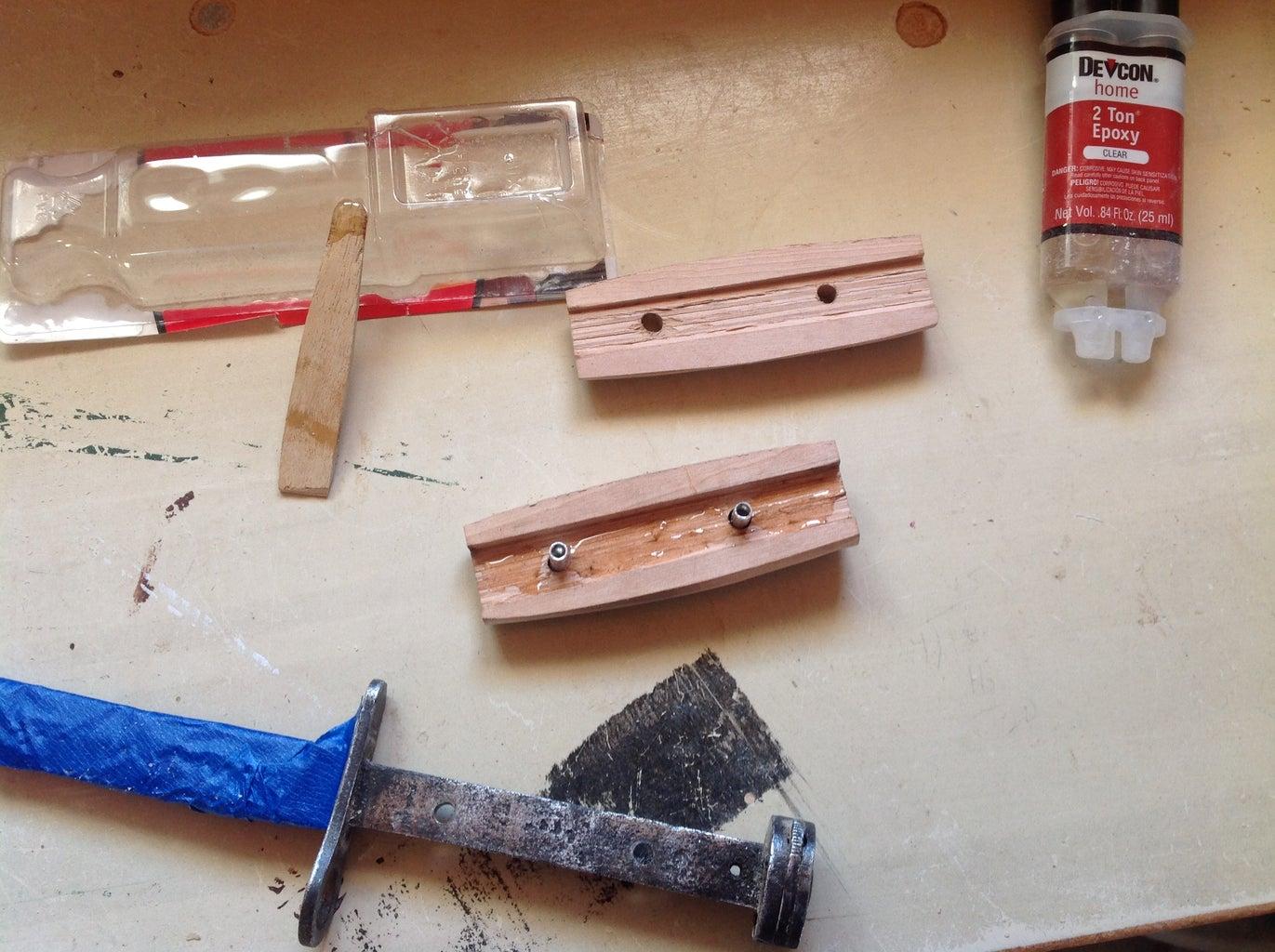 Drill & Glue