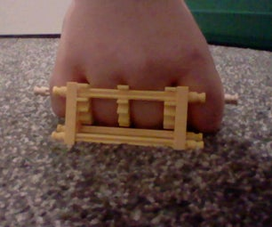 Knex Knuckle Duster FOR IMPACT.