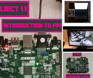 Digilent-FPGA