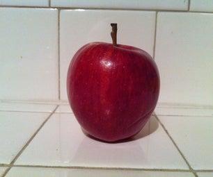 Puppet From an Apple
