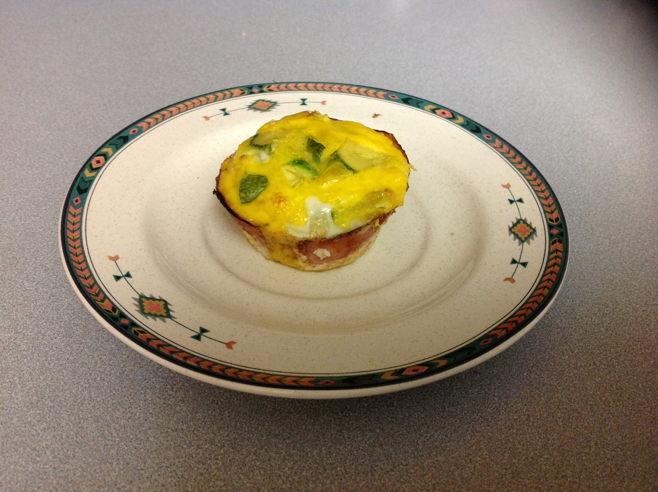 Mini Muffin Quiche