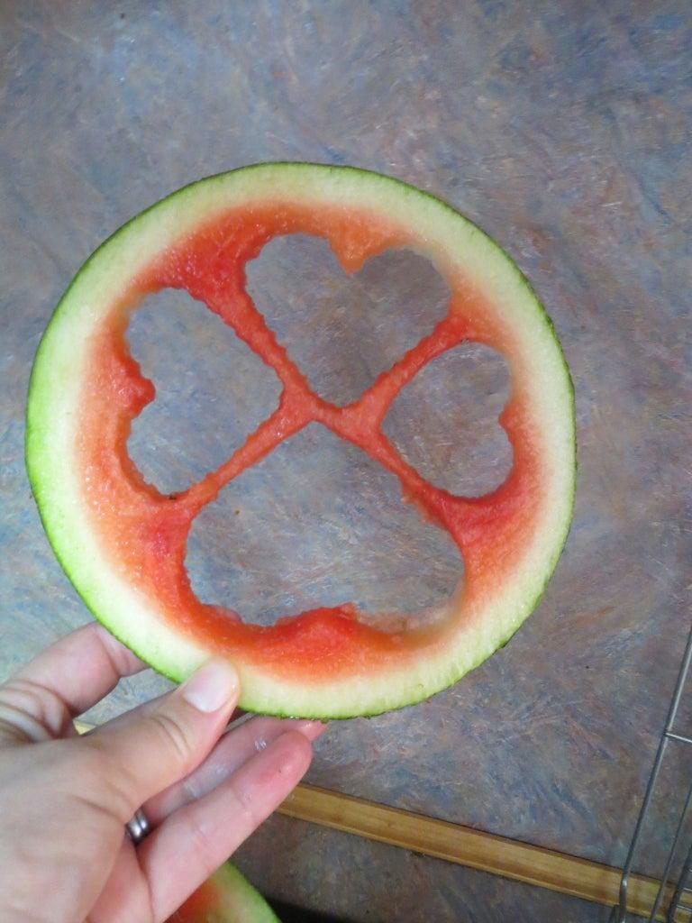 Sour Watermelon Chips