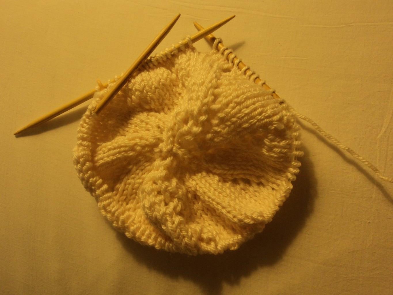 Switching to Circular Needles