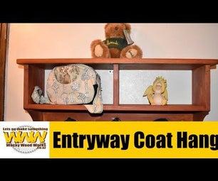 Entryway Coat Hanger