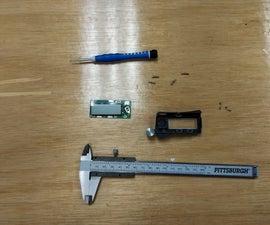 How to Tear Down a Digital Caliper and How Does a Digital Caliper Work