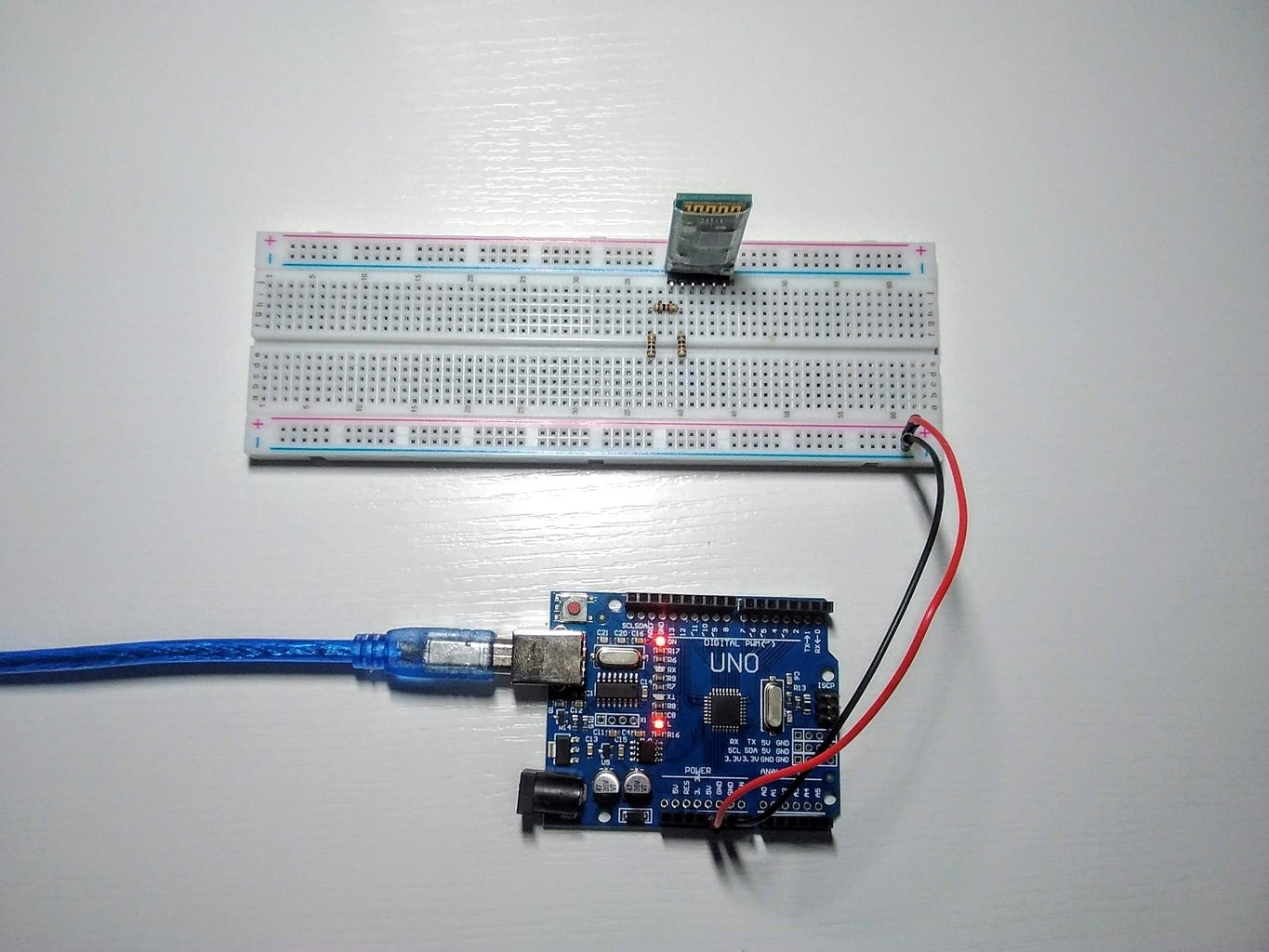 Connect Bluetooth Module