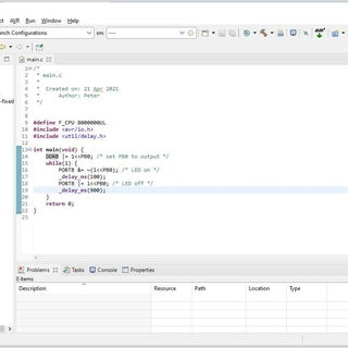 How to Get Started With Eclipse and AVR