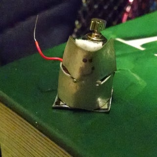 Pocket Drunken Robot