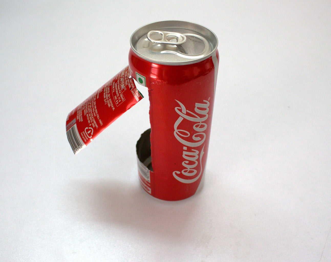 Cut the First Can