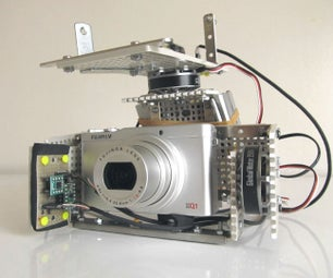 The Making of a DIY Brushless Gimbal With Arduino
