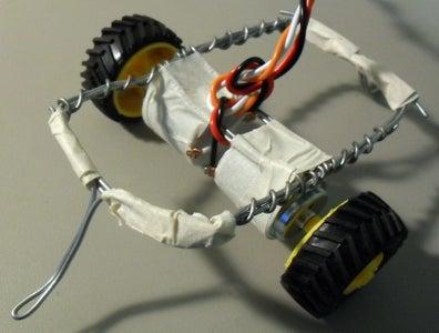 Two Motor Robot