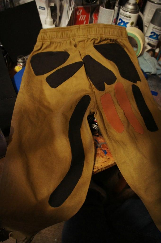 Groot's Body