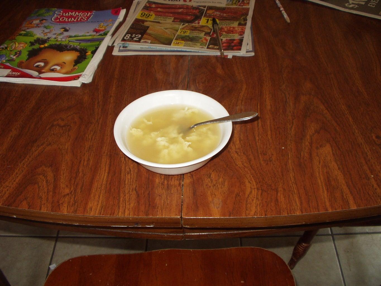 How to Make Egg Drop Soup. Yummeh!