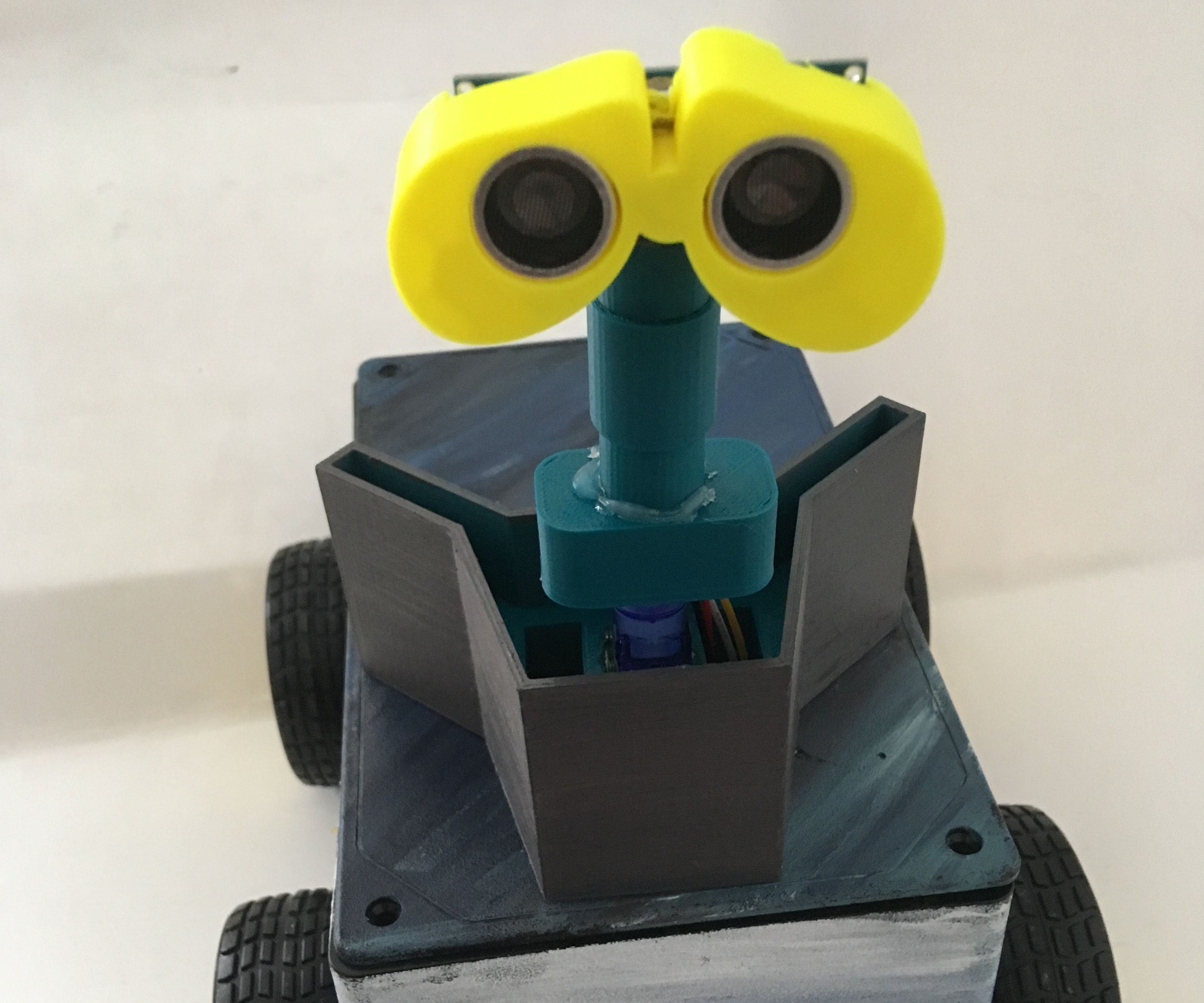 Rob the Automated Robot