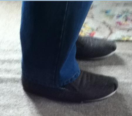 Magic Hem on Jeans Easily Achieved.