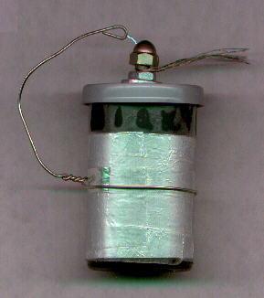 how to make a simple leyden jar