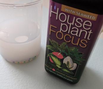 Add Plant Food