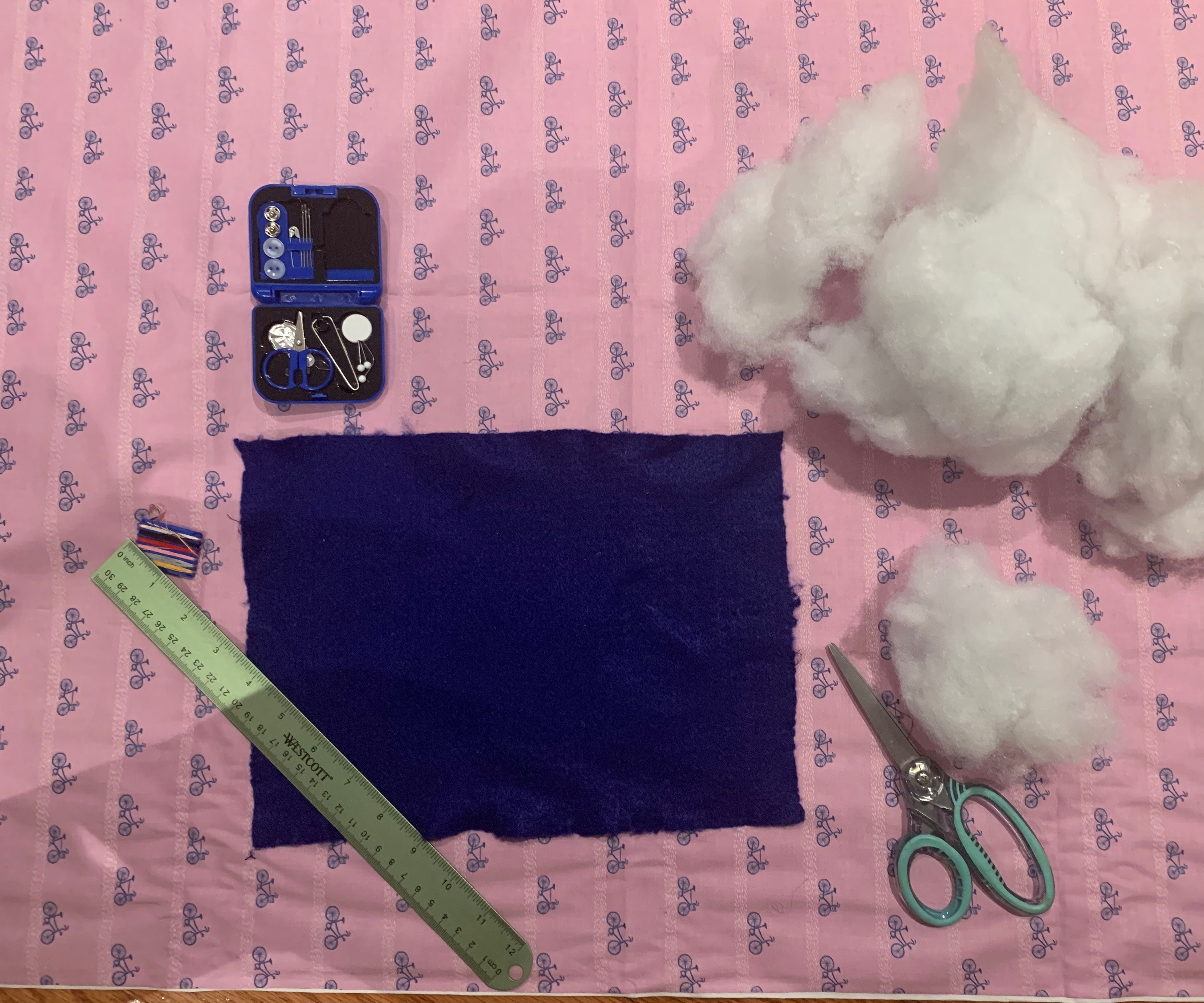 How to Make a Pillow( Sewing Skills Required)
